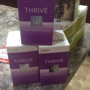 Thrive by Level Women's Lifestyle Capsules